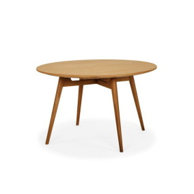 ACE N1103 - Dining Table, Ash 2537SK